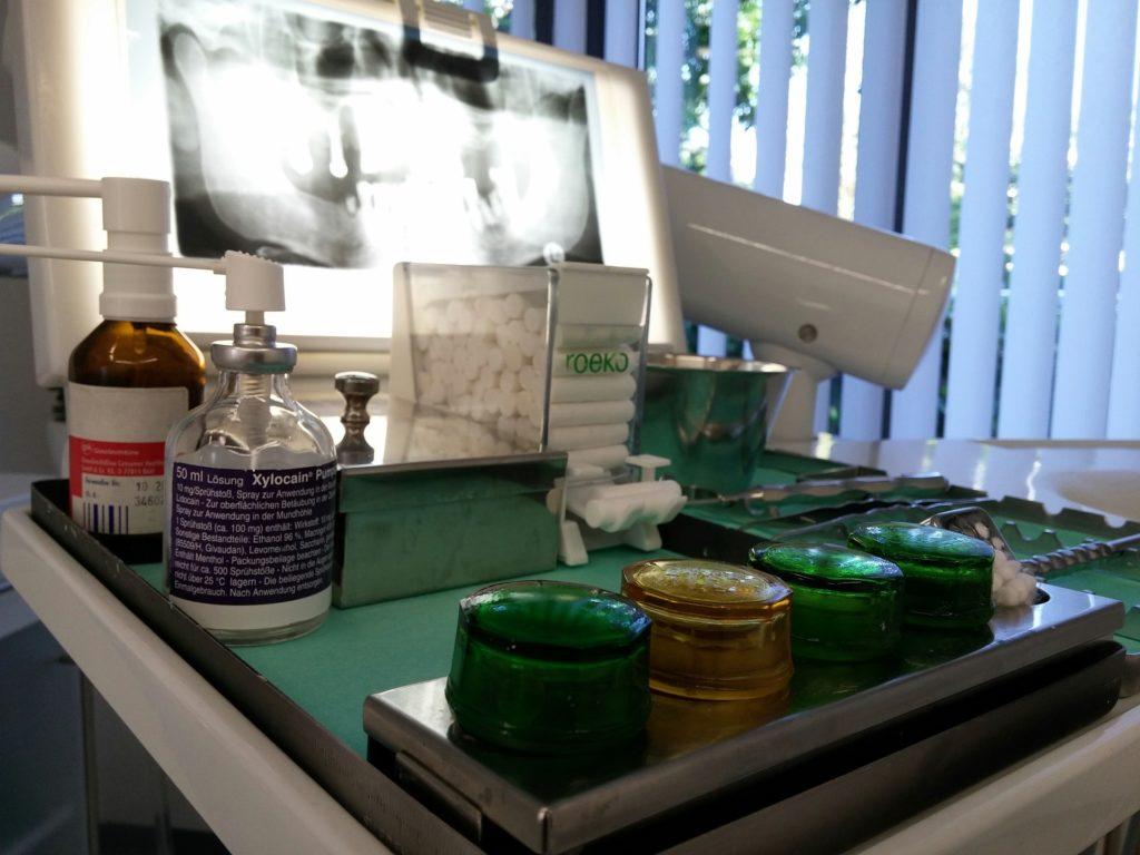 Zdjęcie pantomograficzne stomatolog