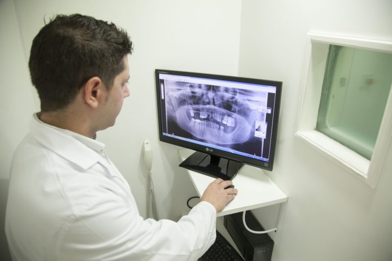Badanie radiologiczne zębów